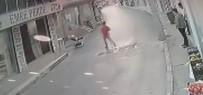 (ÖZEL) Bursa'da Gencin Dikkati Faciayı Önledi