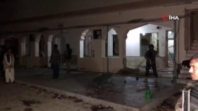Camiye korkunç saldırı: 15 ölü, 20 yaralı