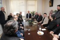 Pamukkale Belediye Başkanı Avni Örki Gazeteciler İle Bir Araya Geldi