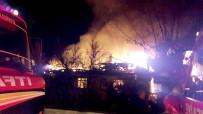 Pansiyonda Yangın Çıktı