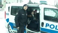 EMNİYET AMİRLİĞİ - Polis Ekipleri Yürekleri Isıttı
