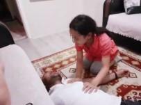 KALP MASAJI - Şakadan Ölüm Videosu Gerçek Oldu