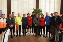 ŞENOL GÜNEŞ - Şenol Güneş'ten Gaziantep FK'ya Ziyaret