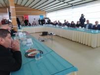 ALİ FUAT ATİK - Siirt İl Özel İdaresi Değerlendirme Toplantısı Düzenlendi