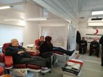 Sungurlu'da Kan, Kök Hücre Ve Organ Bağışı Kampanyası