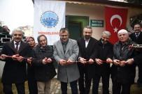 ÜLKÜ OCAKLARı - Taşköprü'de Bayan Mescidi Hizmete Açıldı