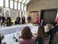 PARADIGMA - TBMM Başkanı Mustafa Şentop Gazeteciler İle Bir Araya Geldi