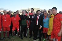 İBRAHIM YıLDıZ - TBMM Futbol Takımı Down Sendromlu Çocuklar İçin Sahaya Çıktı