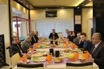 DENIZ PIŞKIN - Tosya Kaymakamından Gazetecilere Jest