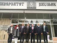 TÜRK DİLİ VE EDEBİYATI - Trakya Üniversitesinden Önemli Bulgaristan Temasları