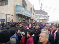 PROTESTO - Ürdünlülerden İsrail-Ürdün Gaz Anlaşması Protestosu