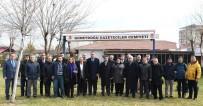 Vali Güzeloğlu Gazetecilerle Bir Araya Geldi