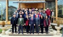 MEHMET ÖZDEMIR - Vali İbrahim Akın, 'Gazetecilik, Çağımızın En Dinamik Mesleklerinden Biridir'