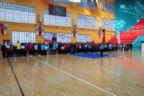 YÜZÜNCÜ YıL ÜNIVERSITESI - Van'da ANALİG Voleybol Çeyrek Final Müsabakaları Başladı