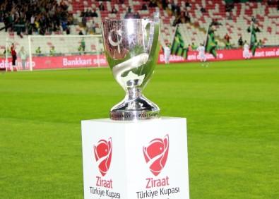 Ziraat Türkiye Kupası Son 16 Turu İlk Maçları Hakemleri Belli Oldu