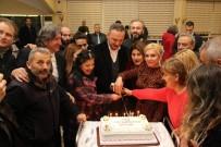 Zonguldak Belediye Başkanı Alan, Gazetecilerle Bir Araya Geldi