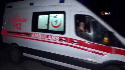 13 Ayrı Suçtan Aranan Şahıs Polisle Çatıştı Açıklaması 3 Kişi Yaralandı