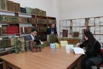 AİÇÜ'de İslami İlimler Arapça Temel Eserler Kitaplığı Oluşturuldu