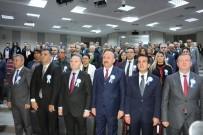 ZIRAAT MÜHENDISLERI ODASı - Akdeniz Üniversitesi'nde Tarımsal Öğretim'in 174. Yılı Kutlandı