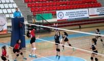 YıLDıRıM AKBULUT - ANALİG Voleybol Çeyrek Finalleri Başladı
