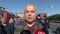 UĞUR TURAN - Başakşehir Kaymakamından Patlama Ve Yangın Açıklaması