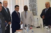 FILDIŞI SAHILI - Başkan Cevahiroğlu Açıklaması 'Fildişi Sahili Cumhuriyeti, Afrika'nın Parlayan Yıldızı Konumuna Geldi'