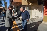 BARBAROS HAYRETTİN PAŞA - Başkan Günel Mobil Ofis Aracı İle Sorunları Yerinde Çözüyor