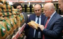 Başkan Sekmen'den Tarım Kredi Kooperatifleri'ne Ziyaret
