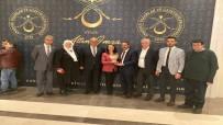 BİLİM ADAMI - Başkan Tekin'e Başarı Ödülü Verildi