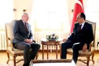 GÜVENLİ BÖLGE - Cumhurbaşkanı Sözcüsü Kalın, ABD'nin Suriye Özel Temsilcisi Jeffrey İle Görüştü