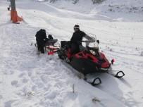 Davraz'da Kayakçılar JAK Timine Emanet