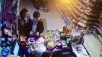 KANDILLI RASATHANESI - Deprem Anında Yaşanan Panik Market Kamarasında