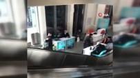 KANDILLI RASATHANESI - Deprem Sonrasında 'Metro İstasyonunu Terk Edin' Anonsu