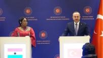 ÇAVUŞOĞLU - Dışişleri Bakanı Mevlüt Çavuşoğlu Açıklaması 'Rus Dostlarımızdan Beklentimiz  Hafter'i Bu İkna Etmeleridir'