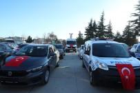 EMNIYET GENEL MÜDÜRLÜĞÜ - Eskişehir Emniyet Müdürlüğü'ne Kazandırılan Araçlar İçin Tören Düzenlendi