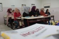 MEHMET TAHMAZOĞLU - Ev Hanımları İngilizce Öğreniyor