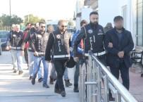 ASKERİ ÖĞRENCİ - FETÖ Operasyonunda Gözaltına Alınan 16 Zanlı Adliyeye Sevk Edildi