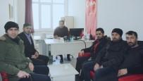 Genç Şavak Derneği'nden İHA Erzincan Bölge Müdürlüğü'ne Ziyaret