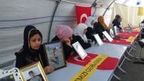 HDP Önündeki Ailelerin Evlat Nöbeti 131'İnci Gününde