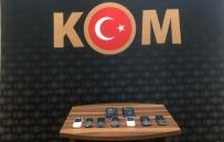 İnegöl'de Kaçak Telefon Operasyonu Açıklaması3 Gözaltı