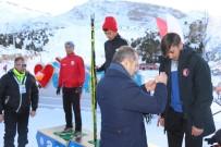 ERGAN DAĞI - Kayakla Oryantiring Türkiye Şampiyonasında Dereceye Giren Sporculara Madalyaları Takdim Edildi