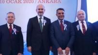 OKTAY ÇAĞATAY - Kaymakam Özkan'a 'Yılın İdarecisi' Ödülü Verildi