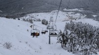ŞELALE - Keltepe Kayak Merkezine Servisler Başladı