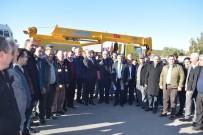 KAMYONCULAR - MHP'li Osmanağaoğlu, Kamyoncuların Sorununu Meclise Taşıyacak