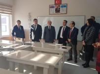 DANS GÖSTERİSİ - Muratlı Cumhuriyet İlkokulunda Çifte Açılış