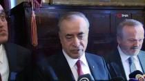FATİH TERİM - Mustafa Cengiz Açıklaması 'Onyekuru İnşallah Maksimum 2-3 Hafta Sonra Düzelecek'