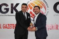 Nevşehir İHA Muhabirine Ödül