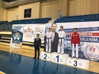 Okul Sporları Karate Müsabakaları Sona Erdi
