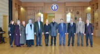 MUSTAFA AYDıN - Prof. Dr. Ataç Ve Prof. Dr. Şanlıdağ'dan DPÜ'ye Ziyaret