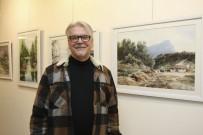 FRANSA - Ressam Kırdı, 69'Uncu Kişisel Sergisini MTSO'da Açtı